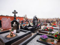 Южное кладбище памятники