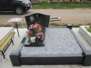памятники на южном кладбище